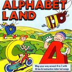 Alphabet land - Philip Hawthorn, Sarah Davison, Miles Gilderdale (ISBN 9789077102886)