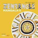 Zentangle mandala's - Suzanne McNeill (ISBN 9789043917223)