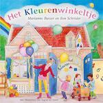 Het kleurenwinkeltje - Marianne Busser, Ron Schröder (ISBN 9789048825691)