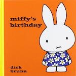 Miffy's Birthday - Dick Bruna (ISBN 9781471120763)