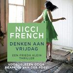Denken aan vrijdag - Nicci French (ISBN 9789462531345)