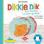 Dikkie Dik - Een bootje in de goot en 7 andere verhaaltjes - Jet Boeke