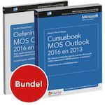 Cursusboek MOS Outlook 2013 + extra oefeningen (ISBN 9789059056626)