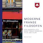Moderne Franse Filosofen - Ger Groot (ISBN 9789085301295)