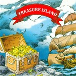 Treasure Island - Robert Louis Stevenson (ISBN 9789078604556)