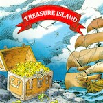 Treasure Island - Robert Louis Stevenson (ISBN 9789078604556)