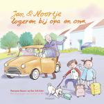 Jan & Noortje logeren bij opa en oma - Ron Schröder (ISBN 9789048829170)