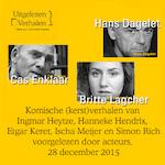 Komische (kerst)verhalen - Etgar Keret, Hanneke Hendrix, Ingmar Heytze, Simon Rich (ISBN 9789492362025)