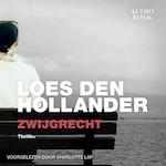Zwijgrecht - Loes den Hollander (ISBN 9789462532809)