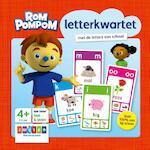 ROMPOMPOM LETTERKWARTET (ISBN 9789048731220)