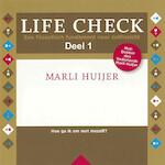 Life check - deel 1: Hoe ga ik om met mijzelf - Marli Huijer (ISBN 9789085715498)