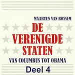 De Verenigde Staten - deel 4 - Maarten van Rossem (ISBN 9789085715290)