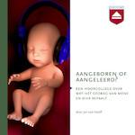 Aangeboren of aangeleerd? - Jan van Hooff (ISBN 9789085301622)