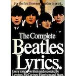 The Complete Beatles Lyrics (ISBN 0711901511)