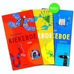 Kiekeboe pakket Vierkant, Rond en Driehoek - Mies van Hout (ISBN 9789047709794)