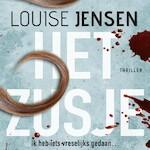 Het zusje - Louise Jensen (ISBN 9789046171295)