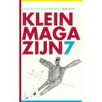Klein magazijn 7 - Carly Wijs, Naïma Falki, Dimitri Verhulst, Simon De Vos (ISBN 9789075175646)