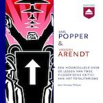 Karl Popper & Hannah Arendt - Herman Philipse (ISBN 9789085301714)