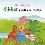 Kikker geeft een feestje - Max Velthuijs