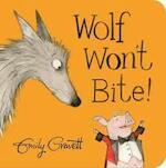 Wolf Won't Bite! - Emily Gravett (ISBN 9781447282556)