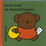 Boris doet de boodschappen - Dick Bruna (ISBN 9789056473778)