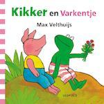 Kikker en Varkentje - Max Velthuijs (ISBN 9789025866815)