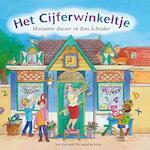Het cijferwinkeltje - Marianne Busser (ISBN 9789048828791)