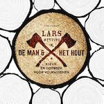 De man en het hout kleurboek - Lars Mytting (ISBN 9789045033358)
