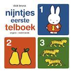 Nijntjes eerste telboek Engels- Nederlands - Dick Bruna