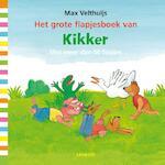 Het grote flapjesboek van Kikker - Max Velthuijs (ISBN 9789025870676)