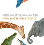 Van wie is die staart? - Joukje Akveld (ISBN 9789025767129)