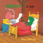 Kikker is ziek - Max Velthuijs