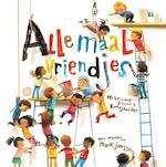 Allemaal vriendjes - Marianne Busser (ISBN 9789048845088)
