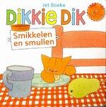 Dikkie Dik Smikkelen en Smullen - karton - Jet Boeke