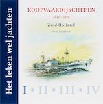 Het leken wel jachten / 1 Koopvaardijschepen 1945 - 1970 - Arne Zuidhoek (ISBN 9789059941618)