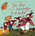 De vier kaboutertjes in de herfst - Marianne Busser (ISBN 9789048835041)