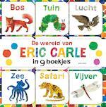De wereld van Eric Carle in 9 boekjes - Eric Carle (ISBN 9789025766429)