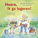 Hoera, ik ga logeren! - Marianne Busser, Ron Schröder (ISBN 9789044333596)