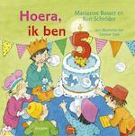 Hoera, ik ben 5 - Marianne Busser, Ron Schröder (ISBN 9789044345193)