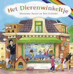 Het dierenwinkeltje - Marianne Busser, Ron Schröder (ISBN 9789044342291)