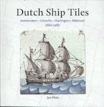 Dutch Ship Tiles - Jan Pluis (ISBN 9789059972629)