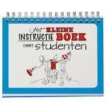 Het kleine instructie boek voor studenten (ISBN 9789461884060)