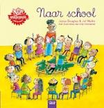 Willewete. Naar school - Jozua Douglas, Juf Maike (ISBN 9789044830897)
