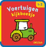 Voertuigen kijkboekje - ZNU (ISBN 9789044751642)