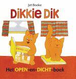 Het open-en-dicht-boek - Jet Boeke, Arthur van Norden