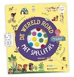 De wereld rond met spelletjes (ISBN 9789059089044)