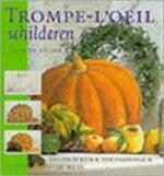 Trompe-l'oeil schilderen - B. de Meijer (ISBN 9789021325187)