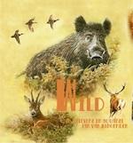 Wild in olieverf en aquarel - Jan van Wingerden (ISBN 9789082141207)