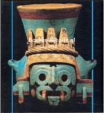De Azteken. Kunstschatten uit het Oude Mexico. Catalogus nrs 1 - 346 + 10 platen - Miriam Lambrecht