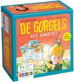 DE GORGELS AVI KWARTET - Jochem Myjer (ISBN 9789048733774)